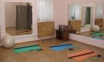 зал для индивидуальных занятий фитнесом